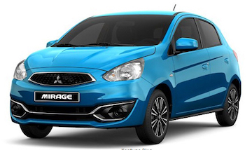 new mirage at blue